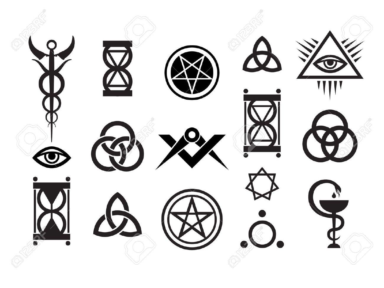 Occult clipart magi  Magic Medieval VI 8708474