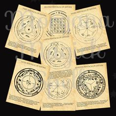 Occult clipart russian The SOLOMON Greater Pinterest PENTACLES