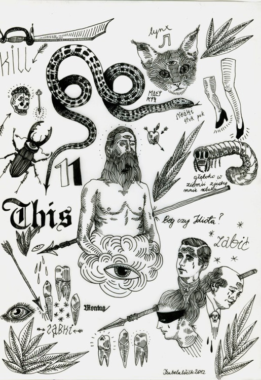 Occult clipart Tumblr tumblr  media Traditional