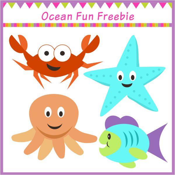 Ocean clipart free use Clipart ocean mini #8221 Free