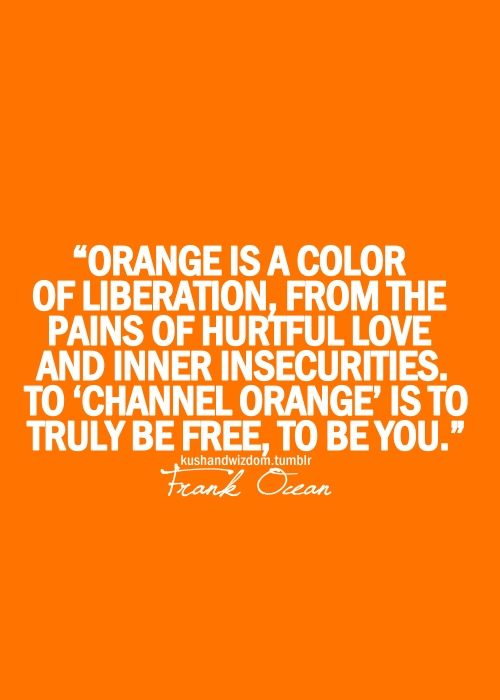 Ocean clipart orange color On Wise knows quotes 25+