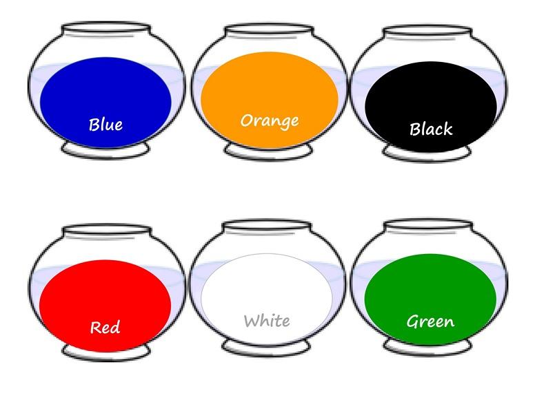 Ocean clipart orange color Color « (2) funnycrafts color