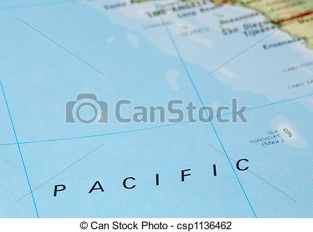 Ocean clipart pacific ocean Ocean Stock  Art and