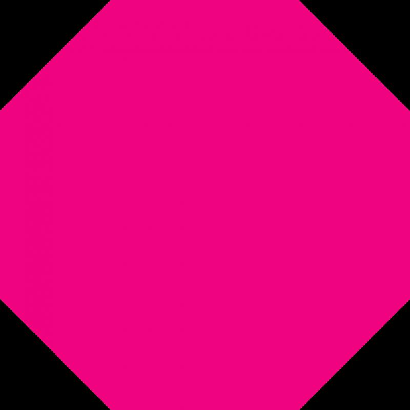 Octigon clipart octagon shape #8