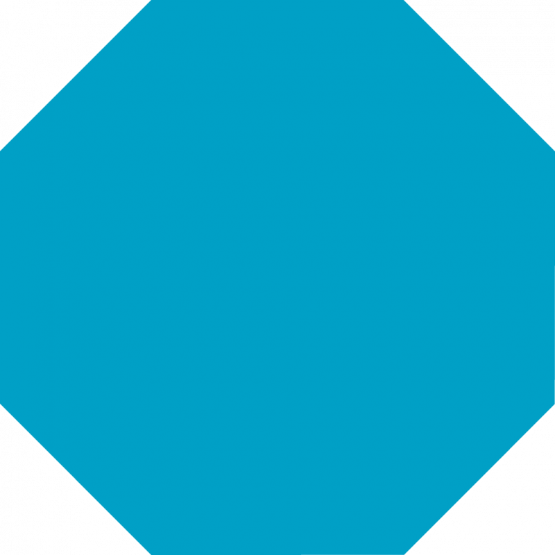 Octigon clipart octagon shape #7