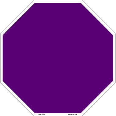 Octigons clipart purple Metal Metal Stop 1008 Sublimation