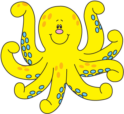 Octopus clipart Octopus clipart Octopus clipart 3