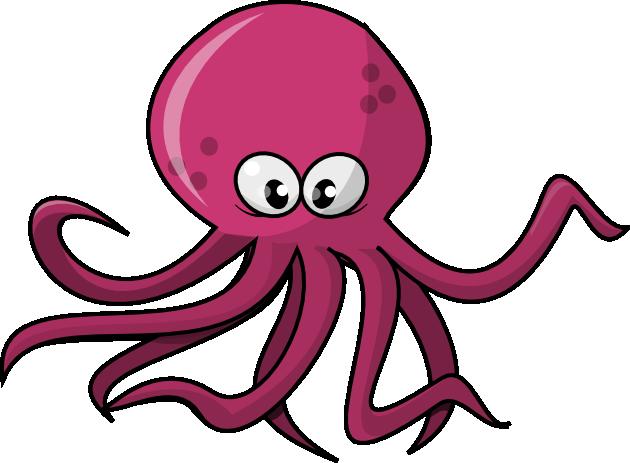 Moving clipart octopus Octopus Octopus Art Clipart Clipart