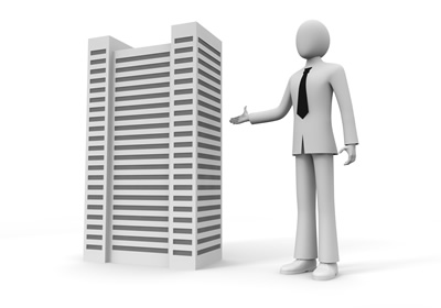 Office clipart business building Free illustration acquire Free Office