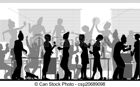 Office clipart business office Party Office karaoke party Collection