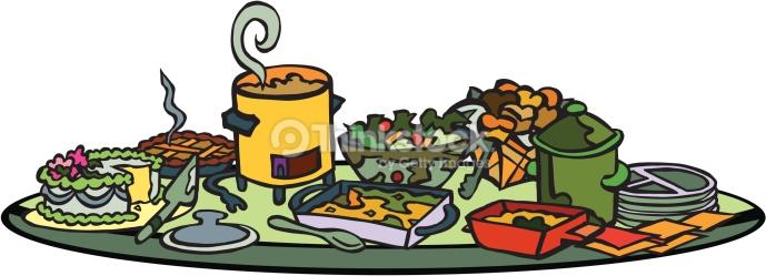 Soup clipart potluck dinner On Potluck Art Free Free