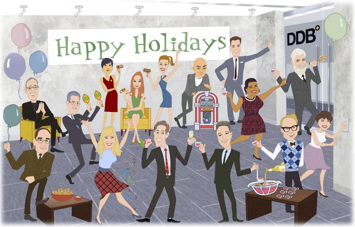 Holydays clipart staff party Clipart christmas Office Office Christmas