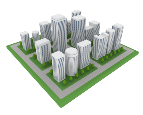 Office clipart city building Building  Collection building Office
