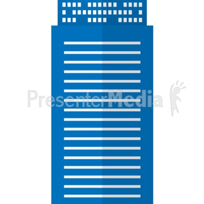Office clipart city building #12