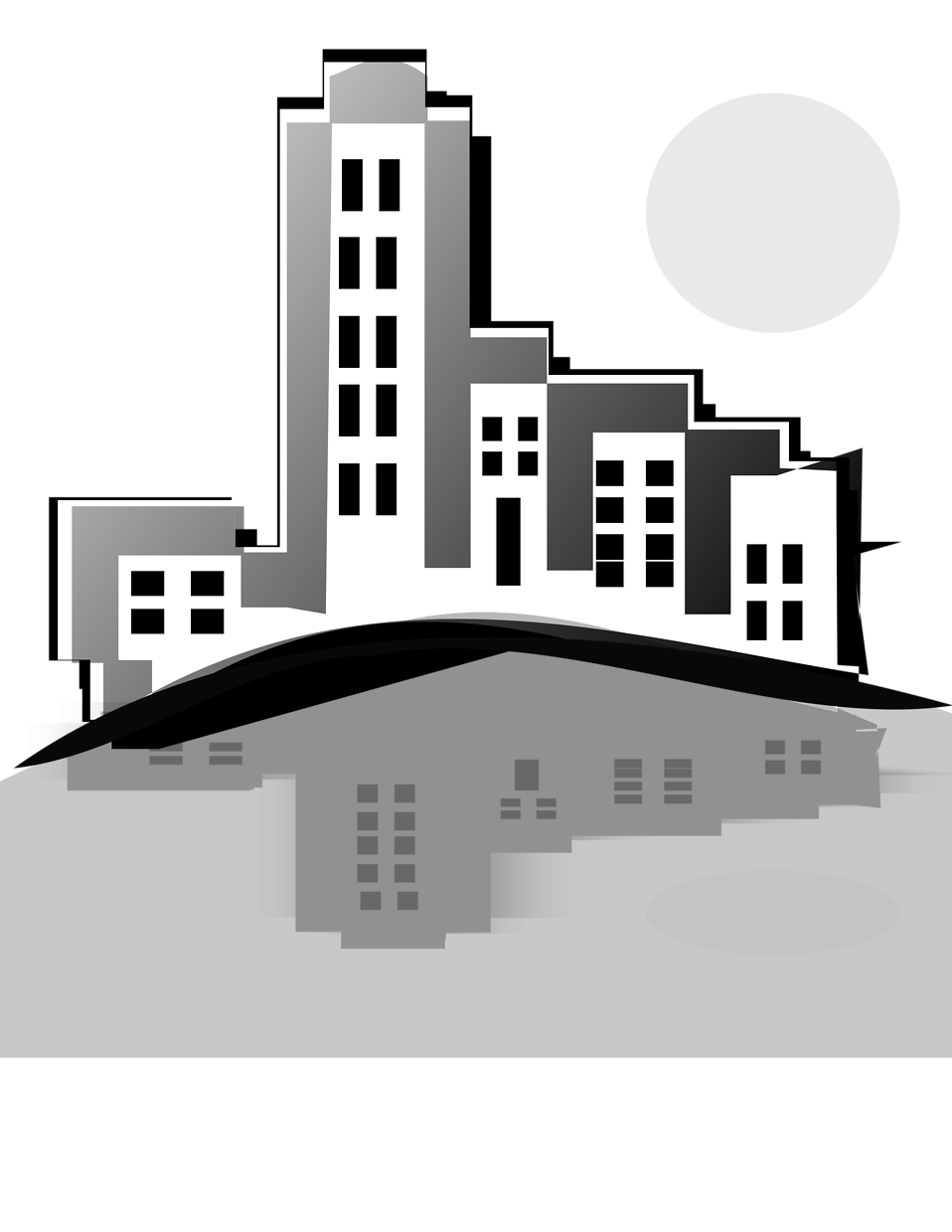 Office clipart city building Buildings Free Photo in Stock