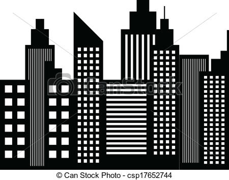 Office clipart city building #8