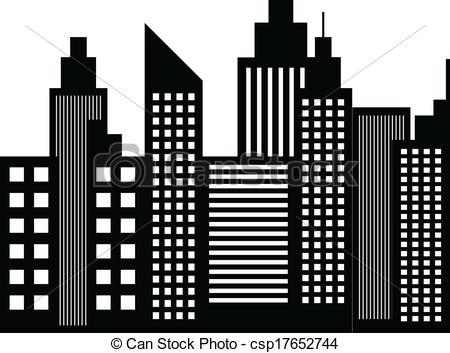 Office clipart city building Clipart Download Art Building –