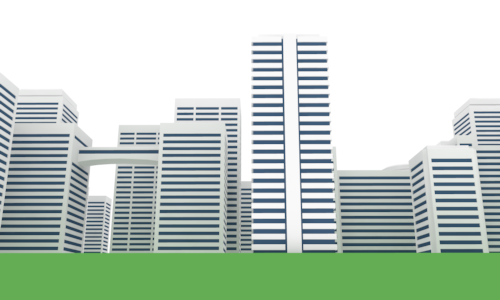 Office clipart commercial building Group Buildings Late Art Art