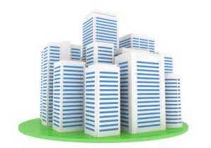 Office clipart company building Bliink Company Building Business ClipartFest