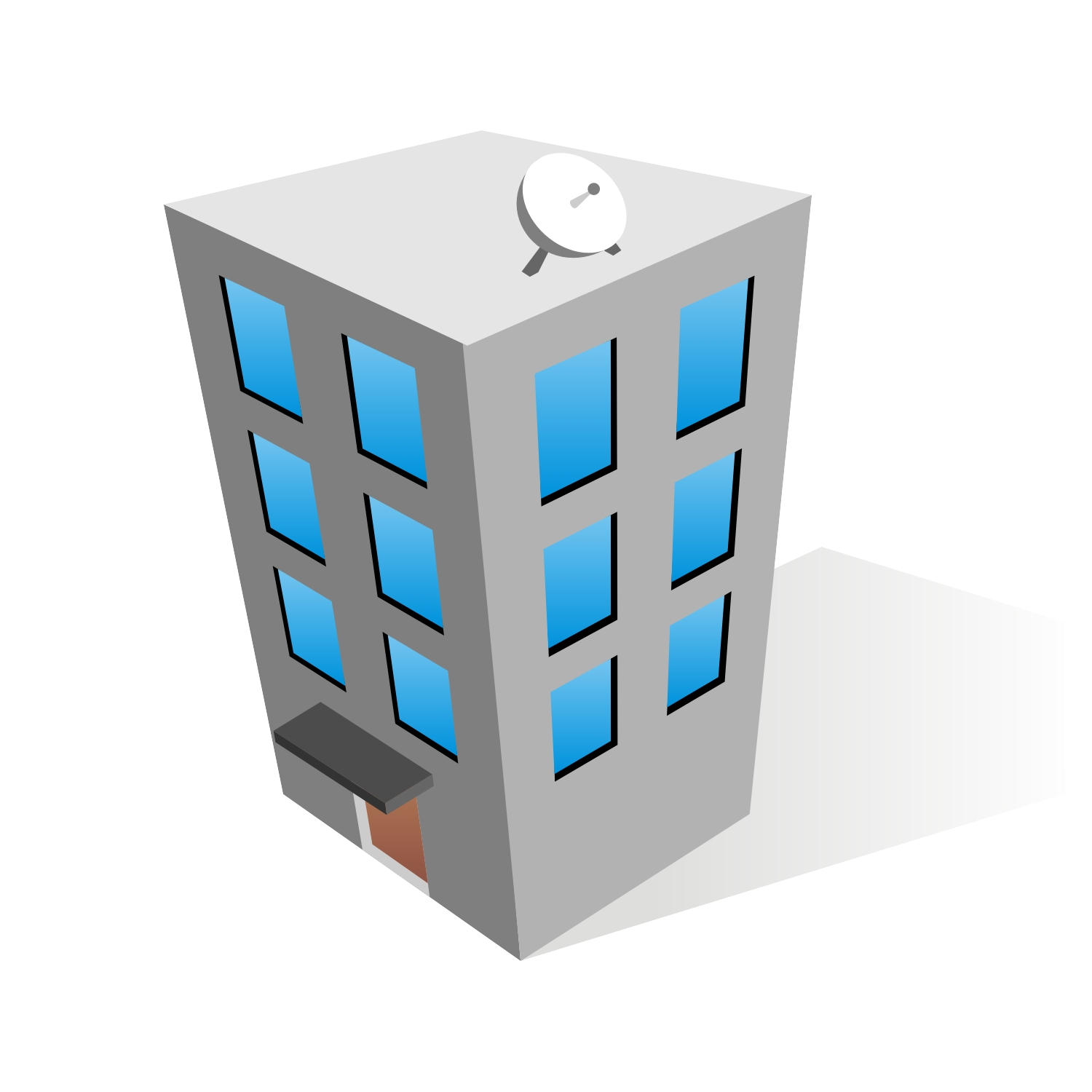 Architecture clipart company building Png : Office Building collections