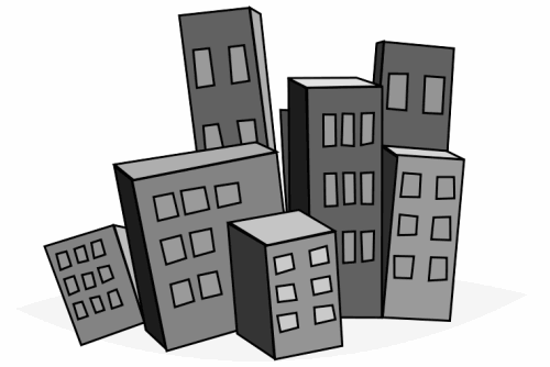 Office clipart company building Art Leave Free Clip Building