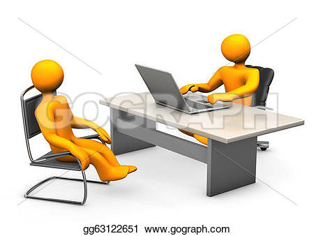 Office clipart consultant Art background gg63122651 Illustration an