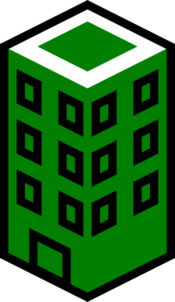 Office clipart corporate building Building Office 101 Art 22