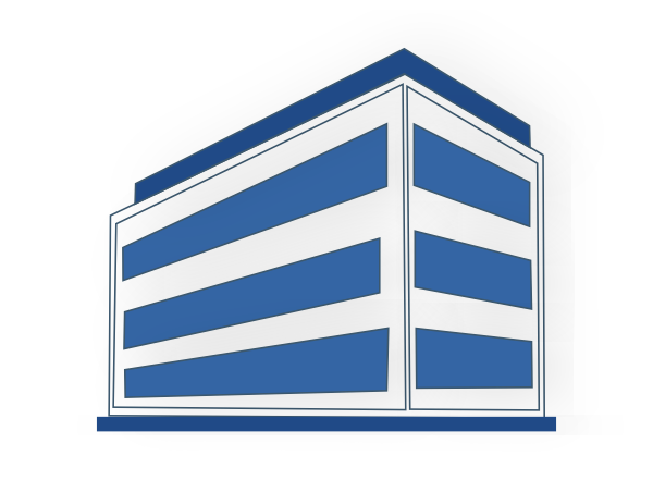 Office clipart corporate building Image this Building Art as: