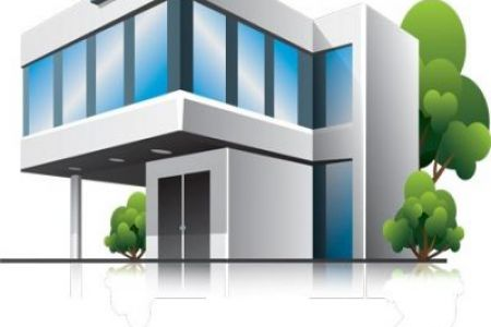 Office clipart corporate building Building office pngjpg small clipart