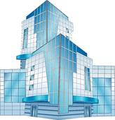 Office clipart corporate building Background Buildings Clip Royalty ·