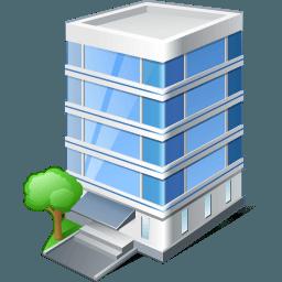 Office clipart corporation building Form Corporation Shop Services S
