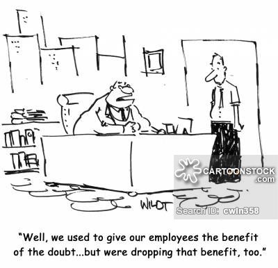Office clipart doubt Pictures cartoon of from Benefit