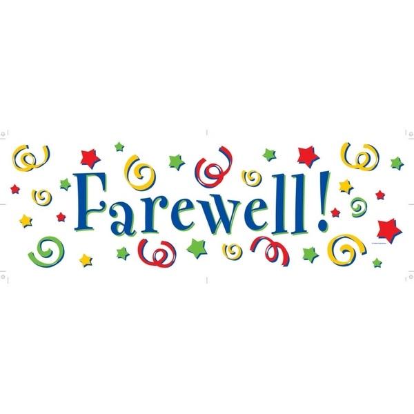 Staff clipart farewell On Art Clip Clip Free