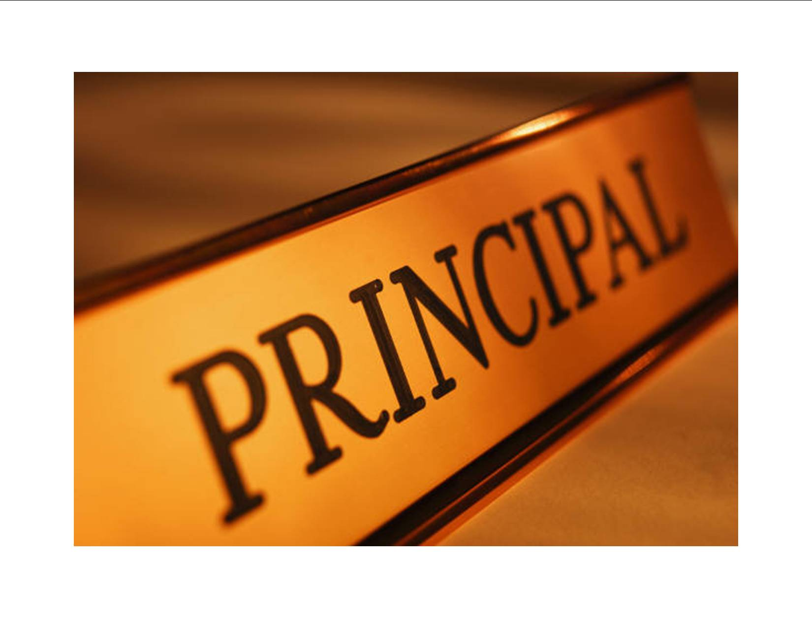 Office clipart female school principal School  Short Your a