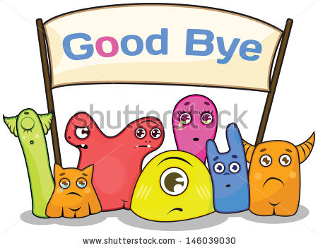 Office clipart goodbye Clipart Goodbye Goodbye cliparts Group