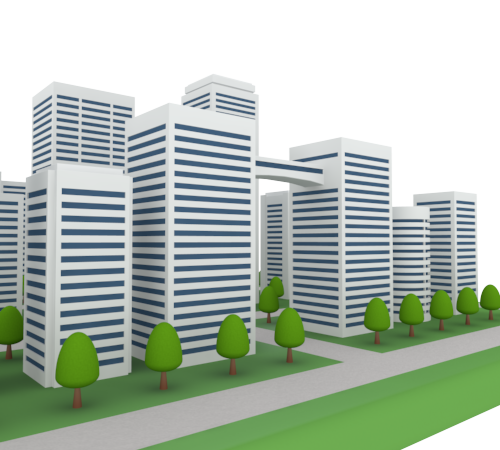Office clipart high rise building Deal Godrej Properties Pune Properties