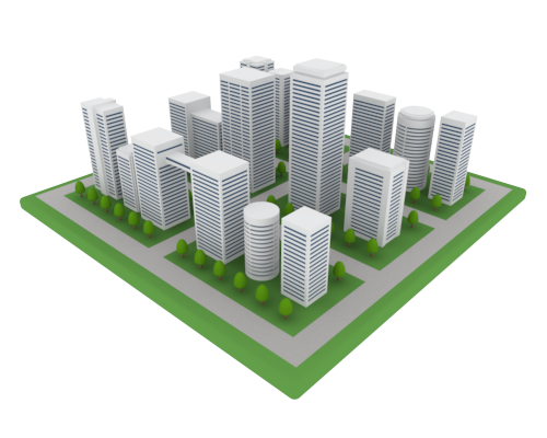 Office clipart high rise building Clipart business business building Download