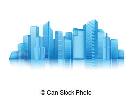 Office clipart high rise building Highrise a setting of Building