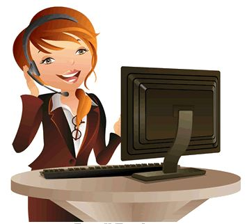 Office clipart office assistant BizMSolutions virtual assistant office virtual