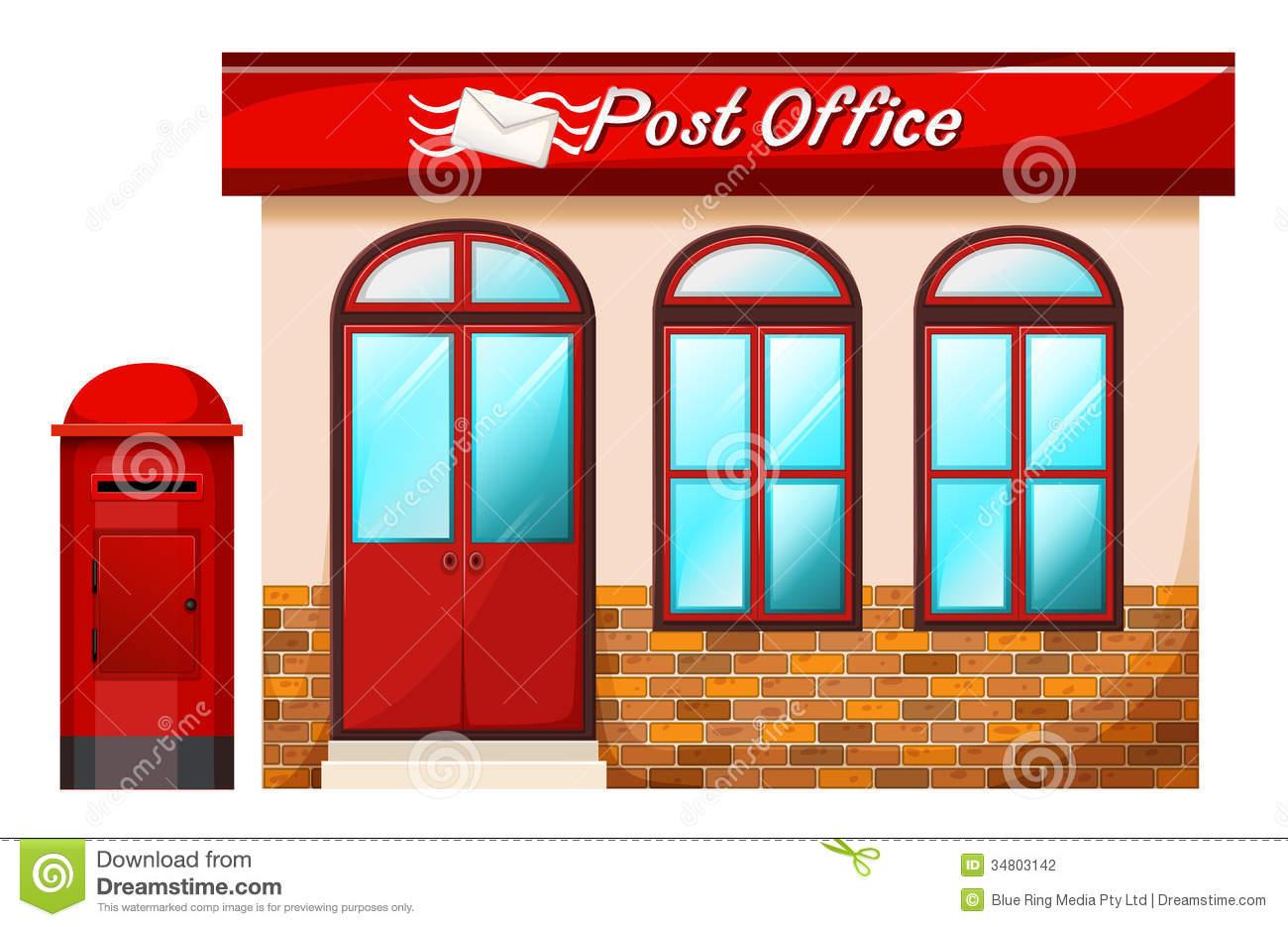 Office clipart office building Office Building collection hd Post