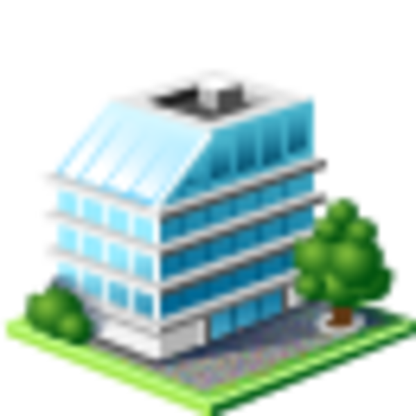 Office clipart office building Vector Building 64 png clipart
