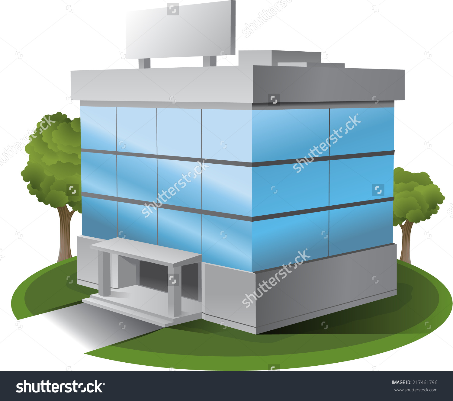 Office clipart office building Building Building 07 Office –
