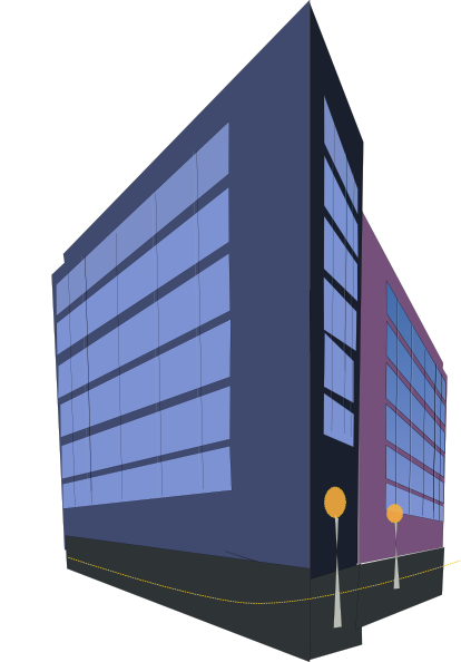 Office clipart office building Building office building com office
