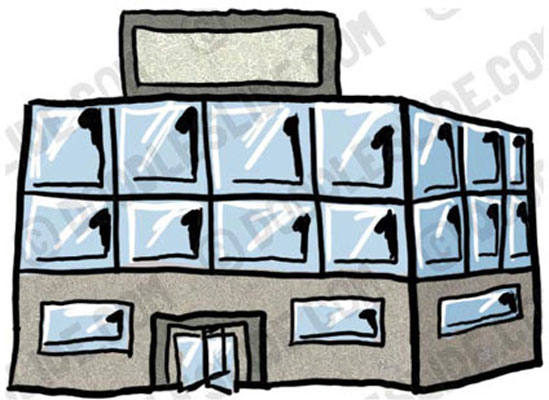 Office clipart office building Clipart Office Building 19 Displaying