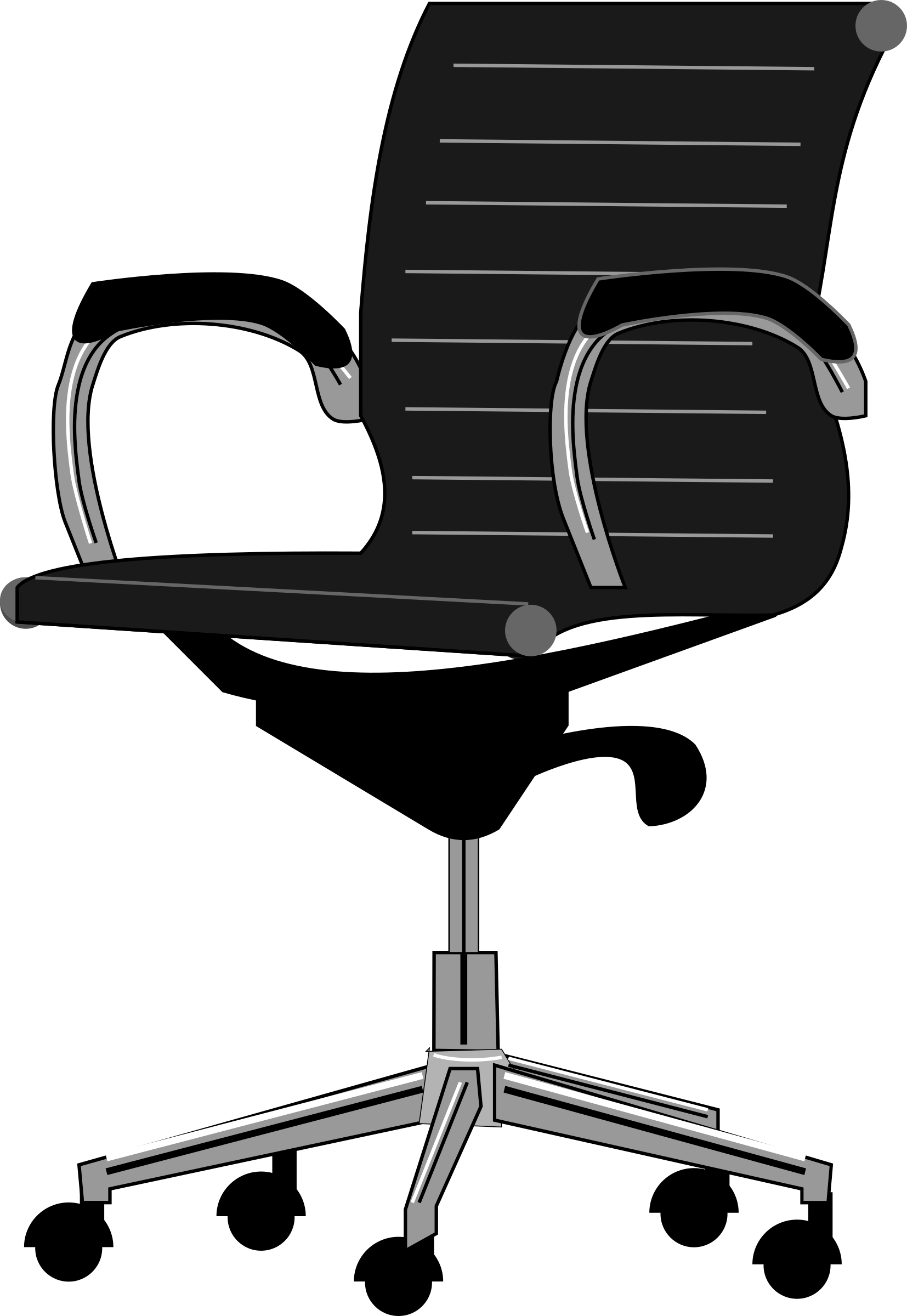 Office clipart office chair Clipart Chair Office Office Chair