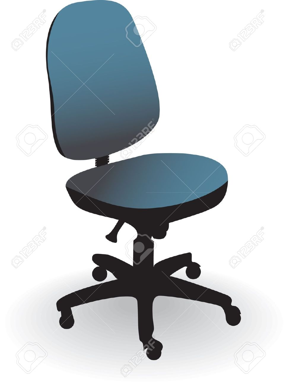 Office clipart office chair Office Clip org Full Digital
