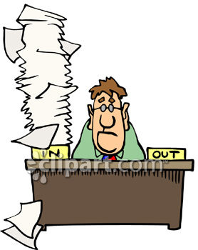 Office clipart office clerk Animated Animated – Art Office