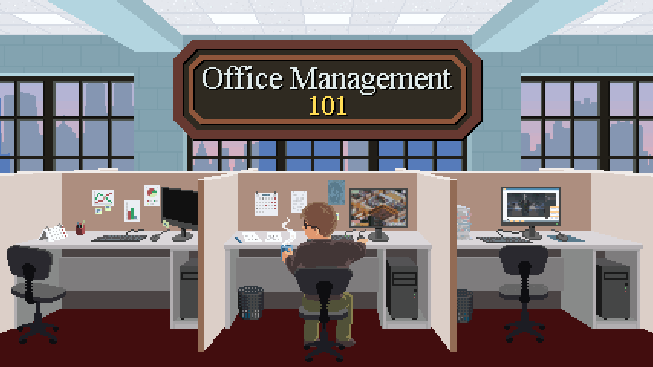 Office clipart office management Free Download Office Office Management
