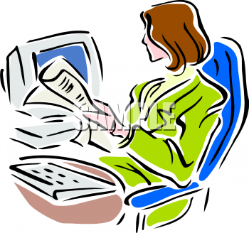 Office clipart office management Clipart Download Office Office Manager