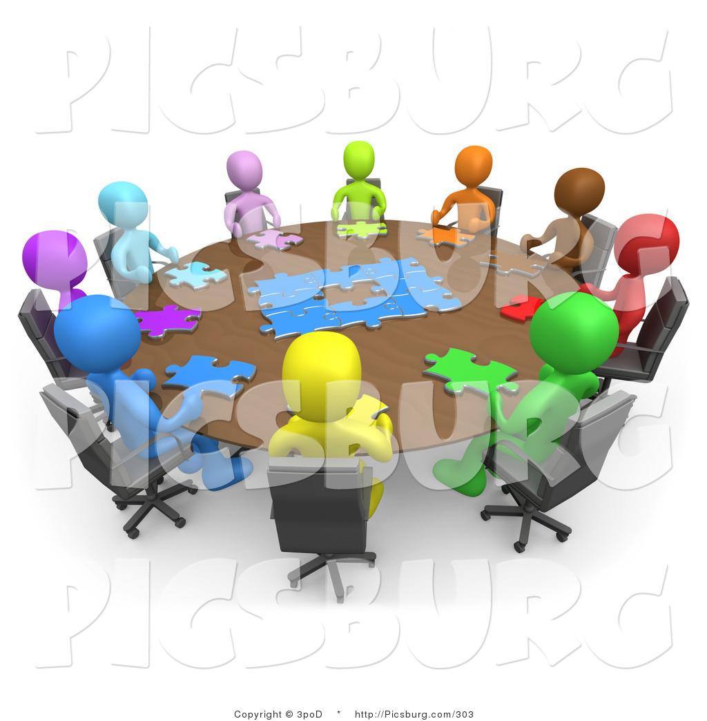 Office clipart office meeting Clipart Panda Images meeting Clipart